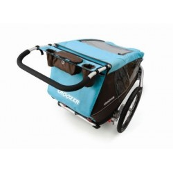 Croozer kid for 2 plus support bouteille