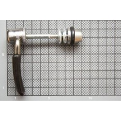 Croozer / Vantly mini dog bras remorque vélo fixation rapide 60 mm