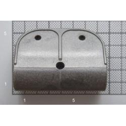 Croozer / Vantly mini dog handle bar receiver