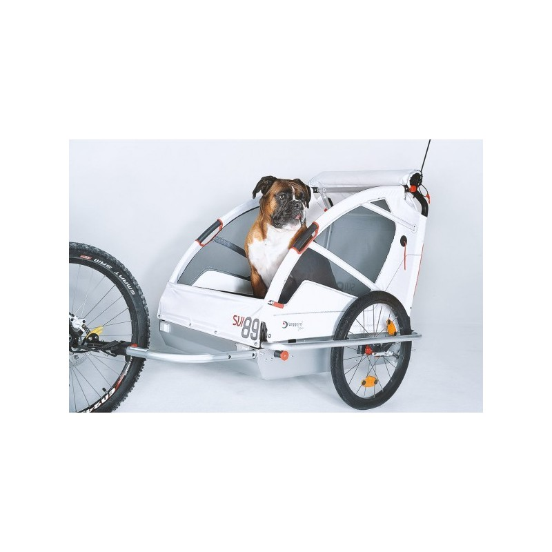 Leggero Vento dog trailer honden fietskar