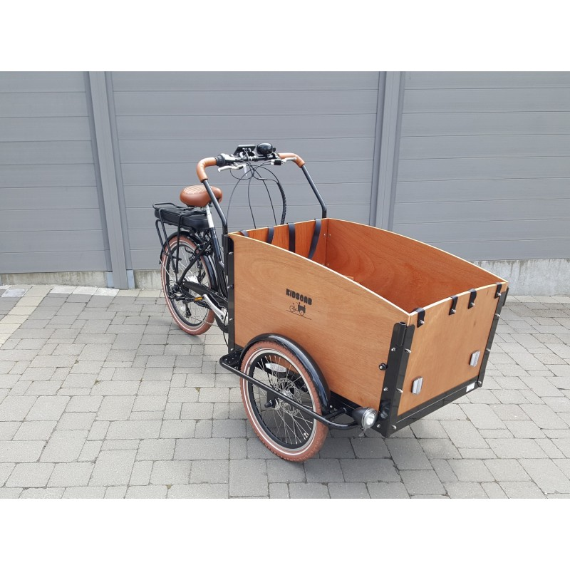 Child cargo trike KidsCab 4 Kidz-E