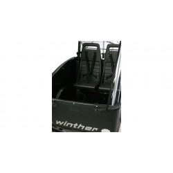 Winther Cargoo sièges arrière