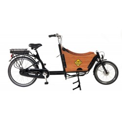 Child cargo bike Cangoo downtown E Taxi