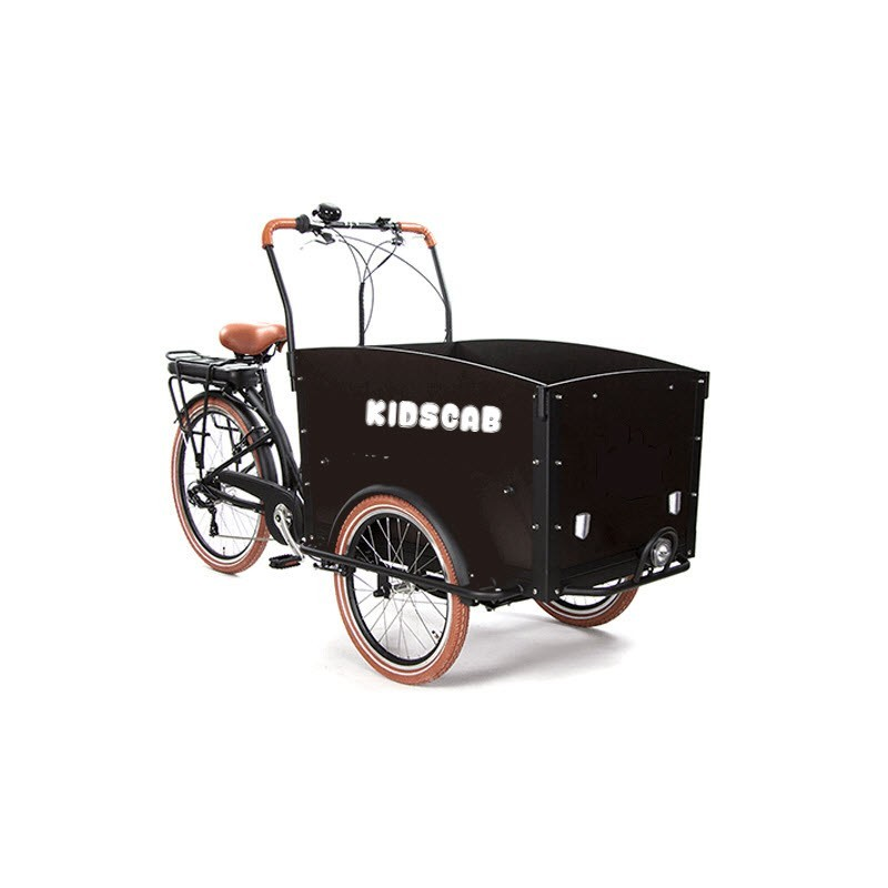 Child cargo trike KidsCab 4 kidz - E