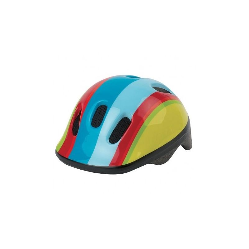 Polisport kinder fietshelm Rainbow XXS