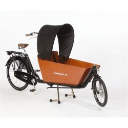 Bakfiets.nl Sonnenzelt Cargobike long & short