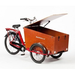 Bakfiets.nl Cargotrike wide couvercle