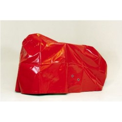 Nihola lockable storage cover garage