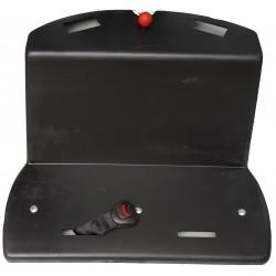 Nihola seat & seatbelt