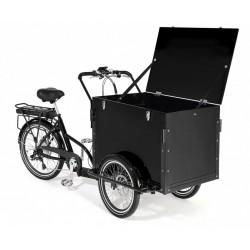 KidsCab Cargobox elektrische bakfiets