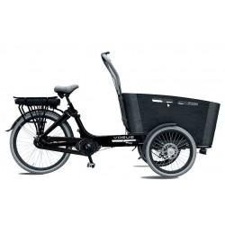Vogue Carry electric child cargo trike