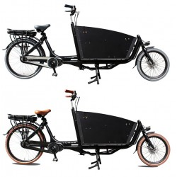 Vogue Carry 2W electric child cargo bike