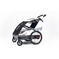Leggero Vento R family Sail remorque vélo enfant