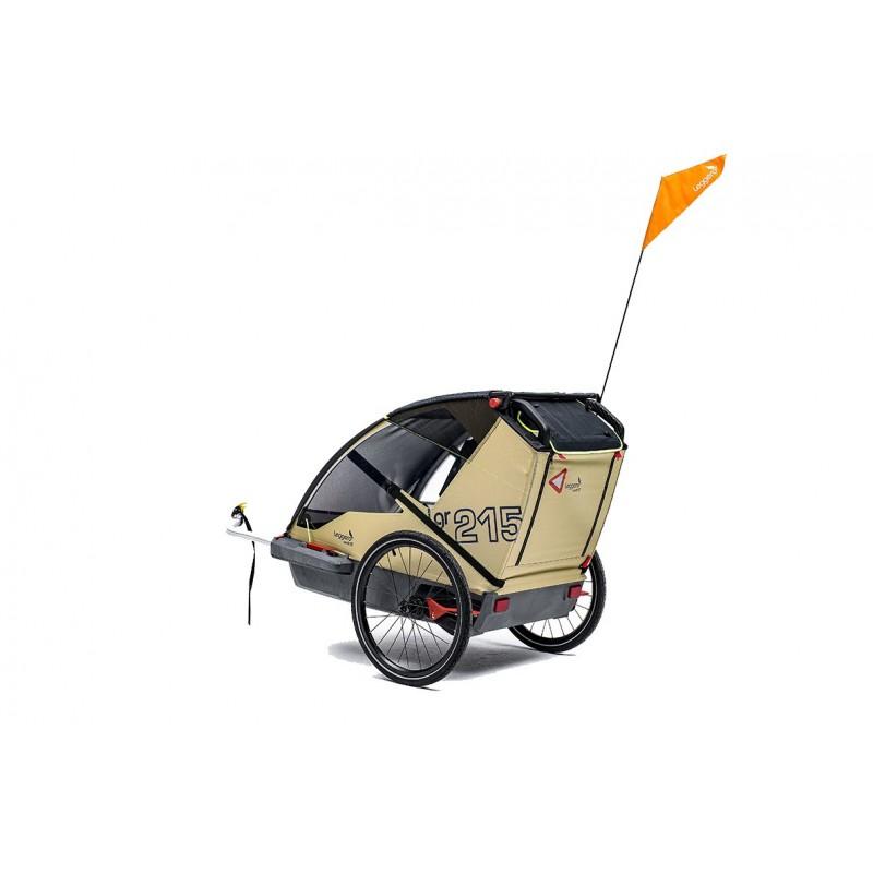 Leggero Vento R family Sail fietskar