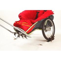 KidsCab handicap Ski und trekking Set