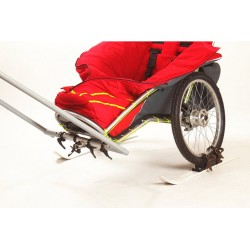 KidsCab special needs bike Cross-Country Skiing Kit