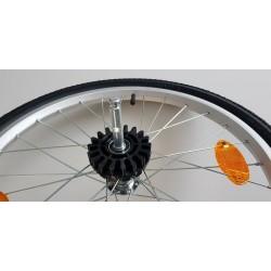 Vantly roue remorque vélo 20 pouces jusqu'a 2014