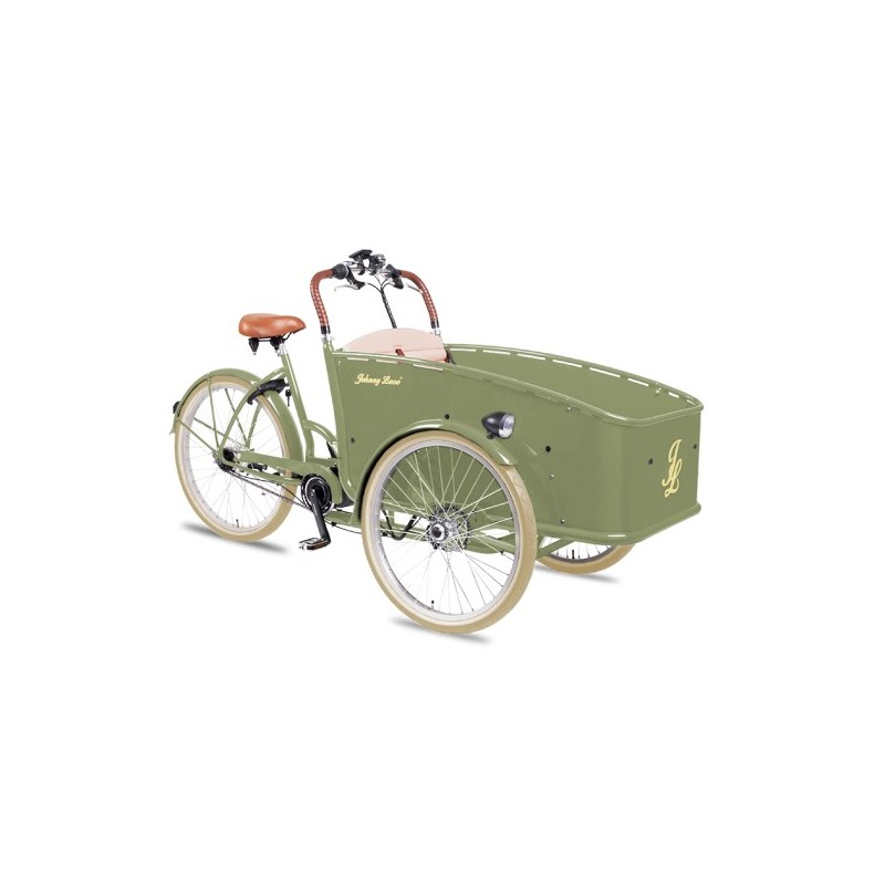 Johnny Loco E-Bike Cargo Lima kindertransportrad