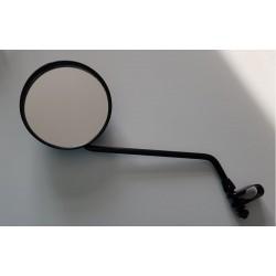 Seitenspiegel für Fahrrad schwarz 8mm
