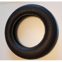 Swivel buggy wheel tire 10x2