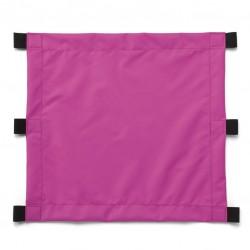 Croozer kid zonnescherm Pink