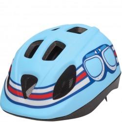 Bobike Pilot S blau fahrradhelm für kinder