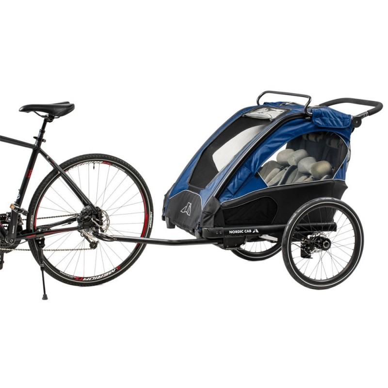 Nordic Cab explorer bike trailer