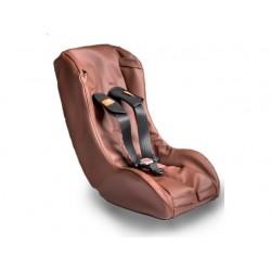 Peuterstoel Comfort Bruin Leder