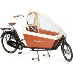 Bakfiets.nl Cargobike long Regenverdeck