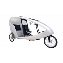 KidsCab Velotaxi taxi bike