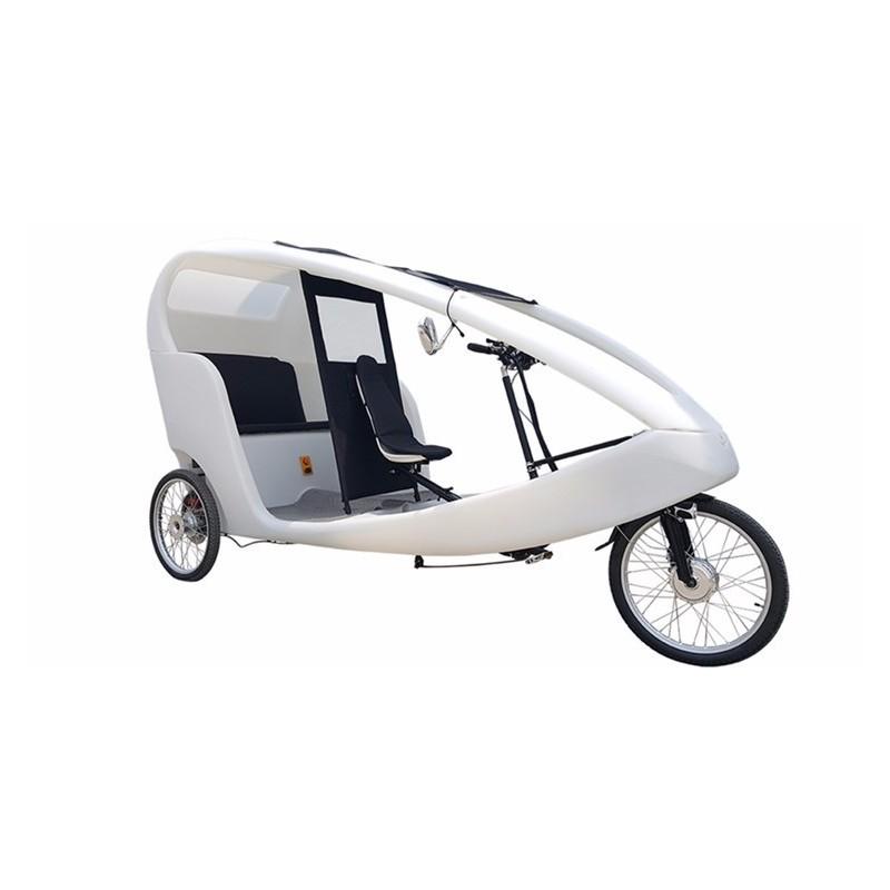 KidsCab Velotaxi taxibike