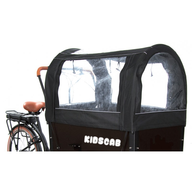 Rain cover for tricycle KidsCab Basic-E