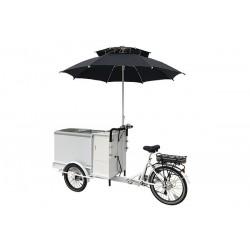 KidsCab lastendreirad Eiswagen mit Gefrierfach