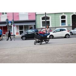 Chike zijpanelen voor transportplatform