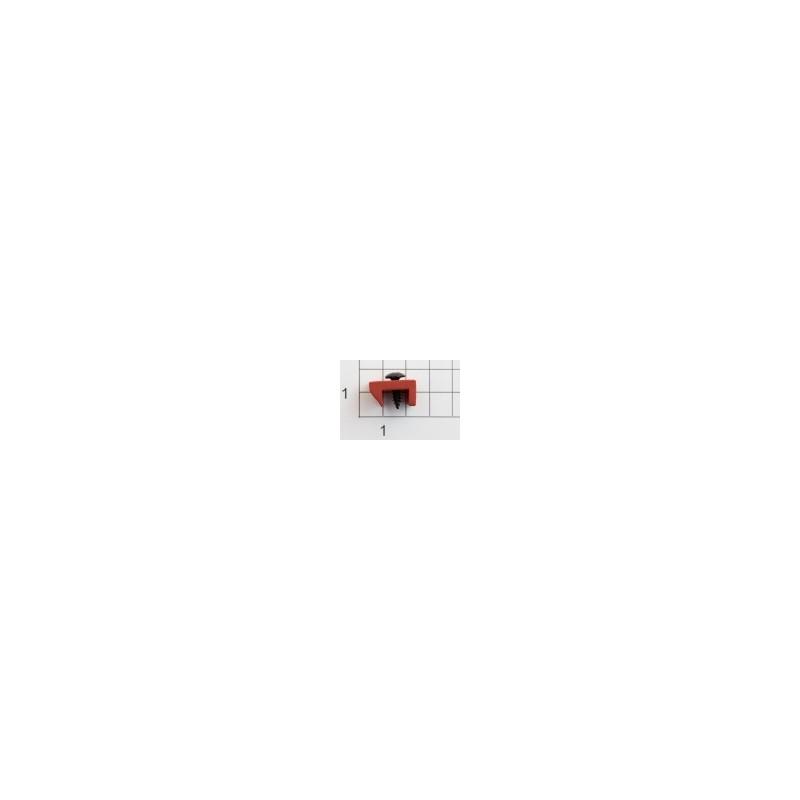 Croozer clip klapmechanisme tot 2013