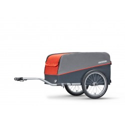 Croozer cargo Campfire red