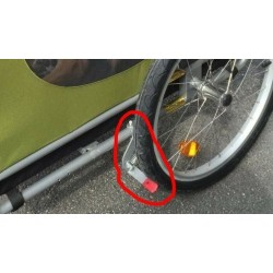 Doggyride parking brake