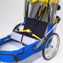 Wike special needs bicycle trailer for adults