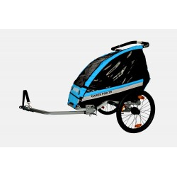 KidsCab Cares for 2S bike trailer - jogger - stroller