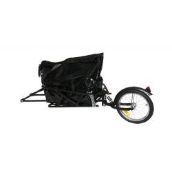 KidsCab OneWheel fahrradlastenanhänger mit federung