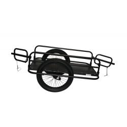 KidsCab Super Cargo bicycle trailer
