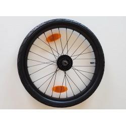 KidsCab Cares 2S side wheel 20 inch