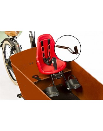 Cargo bike bench adapter...