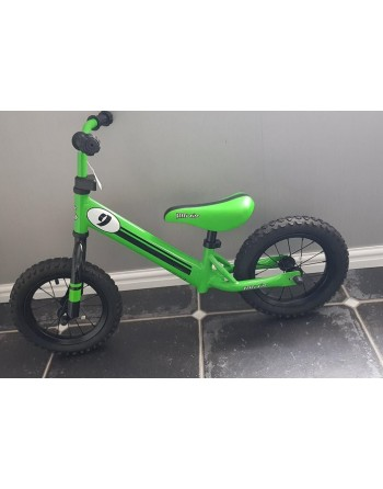 Loopfiets Rebel Kidz air
