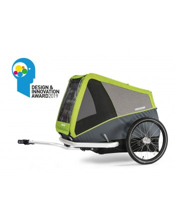 Croozer dog XL bike trailer