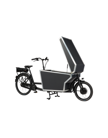 Dolly Bike E-cargo biporteur