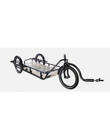 Roland heavy duty bike trailer