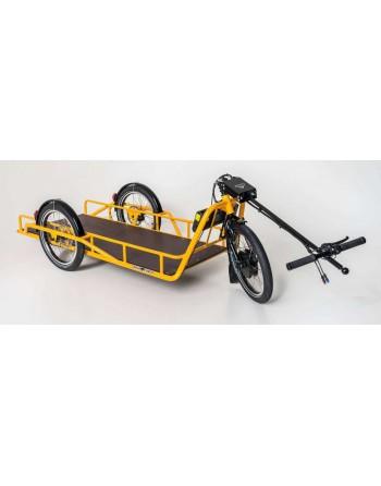 Carla E-cargo bike trailer