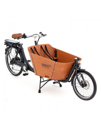Babboe City-E cargo bike