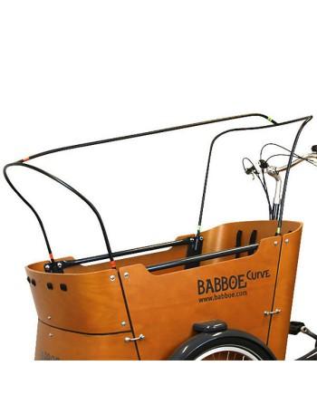Babboe Curve set tiges...